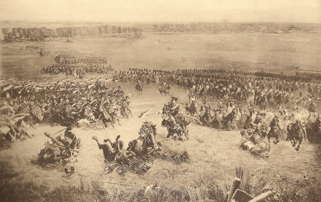 Waterloo-French_cavalry